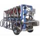 Aparat de muls mobile master x 6 (pulsator pneumatic)