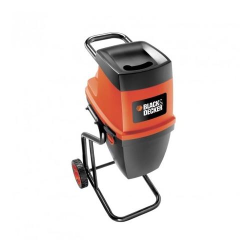 Tocator resturi vegetale Black&Decker 2400W 40mm - GS2400