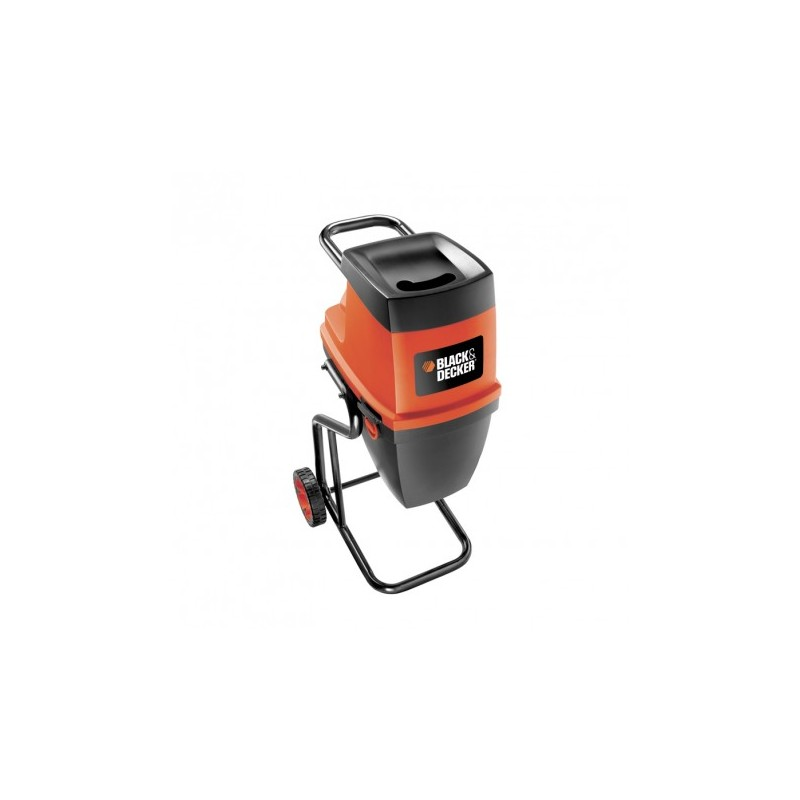 Tocator resturi vegetale Black&Decker 2400W 40mm - GS2400