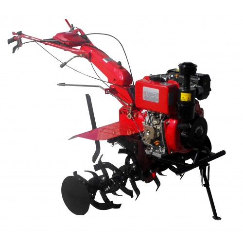 MEDIA LINE MOTOCULTIVATOR MS 100 DCF