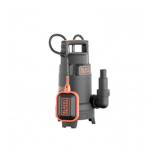 Pompa submersibila Black+Decker pentru apa murdara 750W 13000 l/h