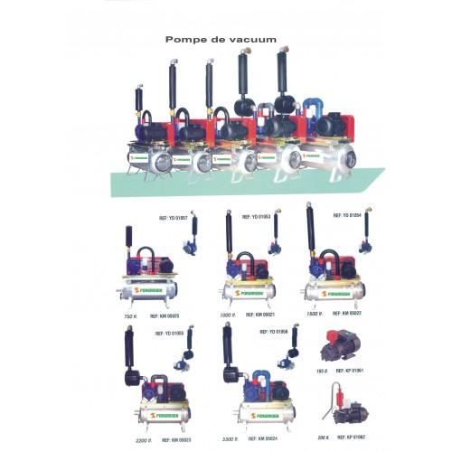 POMPA DE VID 750LT (COMPLETA) , PENTRU INSTALATIE DE MULS