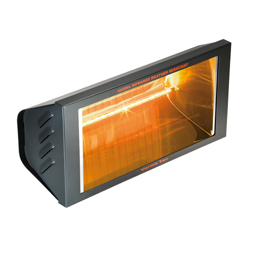 Incalzitor cu lampa infrarosu Varma 1500W IP X5 - WR65/15