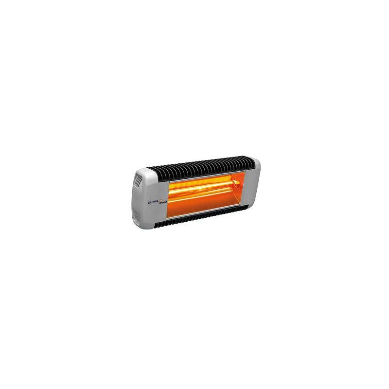 Incalzitor cu lampa infrarosu Varma 2000W IP X5 IK08 - 550/20