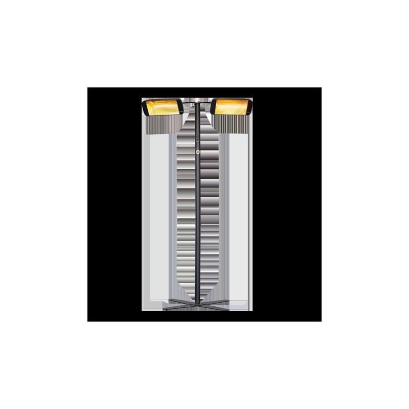 Incalzitor cu lampa infrarosu Varma 3000W IP 20 - VTOW30FM