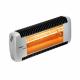 Incalzitor cu lampa infrarosu Varma 1500W IP X5 IK08 - 550/15