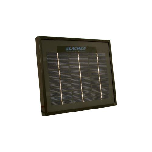 Gard electric Easy Solaire cu  panou solar 2 W